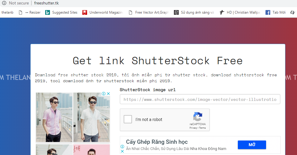 How to download shutterstock images for free 2019 | How to Remove